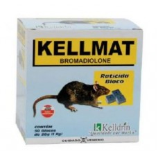 20703 - KELLMAT RATICIDA BLOCO 16G CX C/4UN 39
