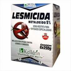 20707 - LESMICIDA 250G DISPLAY C/6UN 50