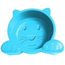 21293 - COMED FACE CAT AZUL PET INJET