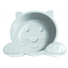 21294 - COMED FACE CAT BRANCO PET INJET