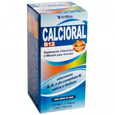 22311 - CALCIORAL B12 100ML VETBRAS