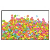 22478 - PEDRA ADORNO NEON MIX 4-7 MM 1KG