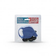 23426 - GUIA RETRATIL THE PETS POP 3MTS 7KG
