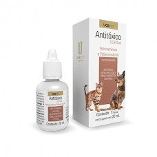 18471 - ANTITOXICO ORAL 20ML UCB