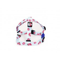 26442 - PEITORAL POWER PETS DONUTS G 25MM