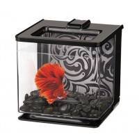 24996 - MARINA BETTA KIT AQUARIO BLACK 2,5L*