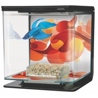 24992 - MARINA BETTA KIT AQUARIO SUN SWIRL 2L*