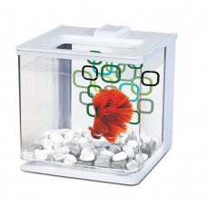 24995 - MARINA BETTA KIT AQUARIO WHITE 2,5L*