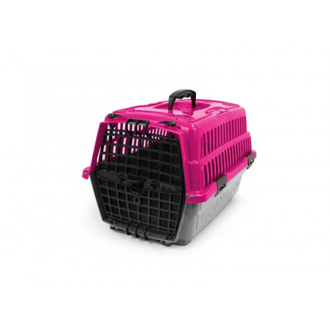 CAIXA TRANSP LOVE TRAVEL N 1 ROSA