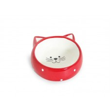 25891 - COMED PORCELANA FACE CAT VERME A022R