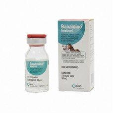 26969 - BANAMINE INJETAVEL 10ML