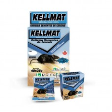 27056 - KELLMAT RATICIDA SEMENT CEREAIS CX 4X25G