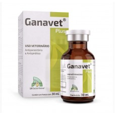 27382 - GANAVET PLUS INJ 30 ML