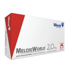27365 - MELOXI WORLD 2,0 MG C/10 COMPRIMIDOS