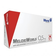 27367 - MELOXI WORLD 0,5 MG C/10 COMPRIMIDOS