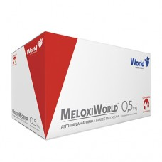 27368 - MELOXI WORLD 0,5 MG C/10BLIST C/10COMP
