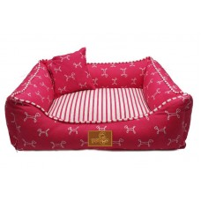 28297 - CAMA MUNIQUE PINK GRANDE