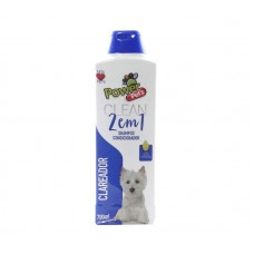 22696 - SHAMPOO POWERPETS CLAREADOR 700ML