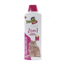 22701 - SHAMPOO POWERPETS GATOS 700ML