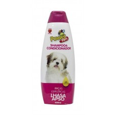 26719 - SHAMPOO POWER PETS LHASA 500ML