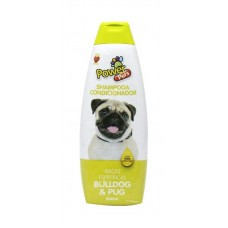 26884 - SHAMPOO POWER PETS BULLDOG/PUG 500ML