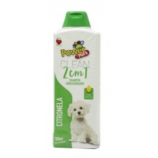 23932 - SHAMPOO POWERPETS CITRONELA 700ML