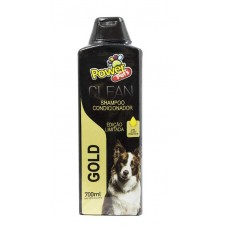 29133 - SHAMPOO POWERPETS GOLD 700ML
