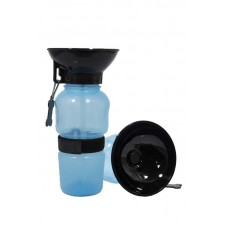 29327 - BEBEDOURO PORTATIL H2 DOG AZUL 500ML