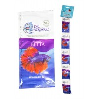 29274 - DR AQUARIO BETTA 5G CARTELA C/30UN
