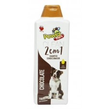 28861 - SHAMPOO POWERPETS CHOCOLATE 700ML