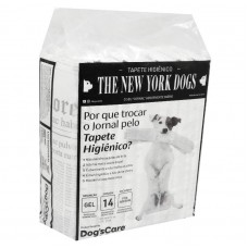 29898 - TAPETE HIG THE NEW YORK DOG 55X60 C/14UN