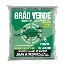 18084 - GRAO VERDE ISCA FORM 50G C/10UN DISPLAY