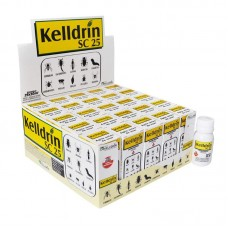 20697 - KELLDRIN SC 25 30ML DISPLAY C/25UN 13
