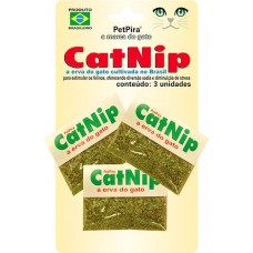13783 - CATNIP A ERVA DO GATO PETPIRA