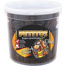 13926 - BIFINHO SABOR FRANGO 2,5KG