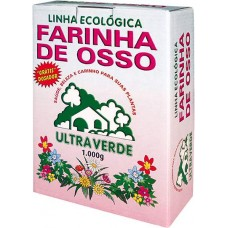 14697 - ULTRA VERDE NPK FARINHA DE OSSO 1KG