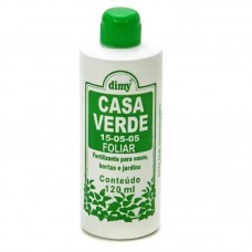 17429 - CASA VERDE FOLIAR DIMY 120ML
