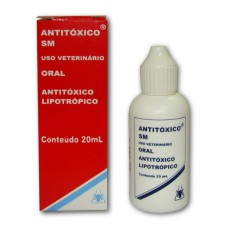 17416 - ANTITOXICO ORAL 20ML SANTA MARINA