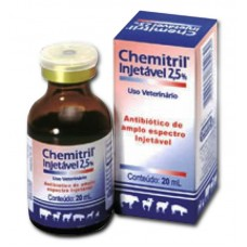17494 - CHEMITRIL 2,5% 20ML INJETAVEL CHEMITEC