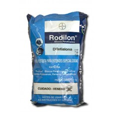 18209 - RATICIDA RODILON BLOCO 1KG
